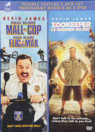 Paul Blart: Mall Cop / Zookeeper On DVD - EE558125