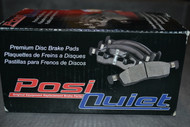 Centric 105.09 Posi-Quiet Ceramic Brake Pad With Shims - EE559160