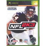 NFL 2K3 Xbox For Xbox Original Football - EE559598