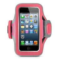Belkin Slim-Fit Plus Armband For iPhone 5 5S 5C SE Sorbet - EE559724