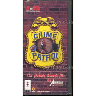 Crime Patrol For 3DO Vintage - EE560495
