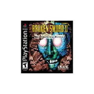 Broken Sword II: The Smoking Mirror For PlayStation 1 PS1 - EE562173