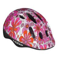 Lazer Max Youth Helmet: Pink Dream 49-55CM Watch - EE564506