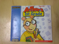 Arthur's 1st Grade Age 5 To 7 The Learning Company Software - EE565893