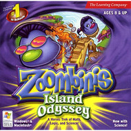Zoombinis Island Odyssey Age RATING:8 And Up Software - EE565913