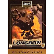 AH-64D Limited Edition Longbow CD Rom Classics Software - EE565976