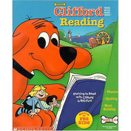 Clifford The Big Red Dog Reading Software - EE565990