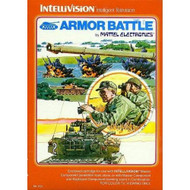 Armor Battle Intellivision With Manual and Case - EE566797