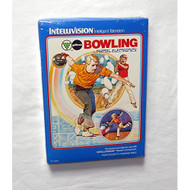 Bowling Intellivision With Manual And Case - EE566798