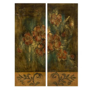 Imax Margaux Oil Painting Set Of 2 - EE567398