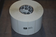 "72289 Zebra 4X2 Z-Select 4000T Thermal Transfer Label 3"" Core 8"" Od 27 - EE567773"