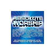 Absolute Worship On Audio CD Album 2004 - EE583349