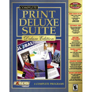 Complete Print Center Suite Deluxe Edition Software - EE585760