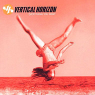 Everything You Want By Vertical Horizon On Audio CD Album 1999 - EE590190