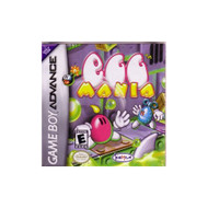 Egg Mania For GBA Gameboy Advance With Manual and Case - EE590886