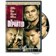 The Departed Single-Disc Widescreen Edition On DVD With Leonardo - EE591642
