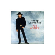 Alibis By Lawrence Tracy On Audio CD Album 1993 By Lawrence Tracy - EE593477