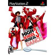 Disney High School Musical 3: Senior Year Dance! For PlayStation 2 PS2 - EE593655