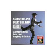 Copland: Billy The Kid / Rodeo By Aaron Copland Composer Leonard - EE596751
