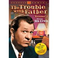 Trouble With Father:Vol 2 Classic TV On DVD With Stu Erwin Comedy - EE599409