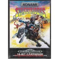 Sunset Riders For Sega Genesis Vintage - EE602527