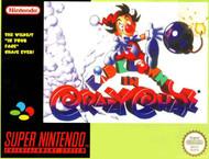 Kid Klown In Crazy Chase: Super Nintendo SNES For Super Nintendo SNES - EE602803