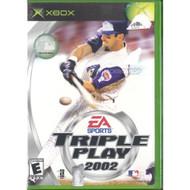 Triple Play 2002 Xbox For Xbox Original - EE606785