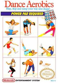 Dance Aerobics: Nintendo NES For Nintendo NES Vintage - EE609005