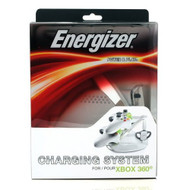 Energizer Power & Play Charging System For Xbox 360 - EE612000