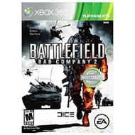 Battlefield Bad Company 2: Platinum Hits Video Game For Xbox 360 - EE612774