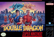 Super Double Dragon For Super Nintendo SNES - EE618752