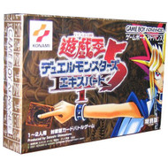 YuGiOh Game Boy Advance Video Game #5 Duel Monsters 5 Expert 1 For GBA - EE626381