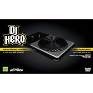 DJ Hero Stand-Alone Turntable For Xbox 360 - EE631677