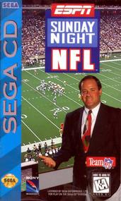 ESPN Sunday Night NFL For Sega CD Football - EE635302