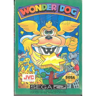Wonder Dog For Sega CD - EE636907