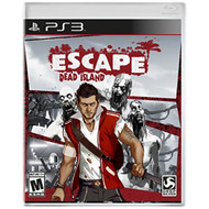 Escape Dead Island For PlayStation 3 With Manual And Case PS3 - EE640271