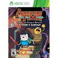 Adventure Time: Explore The Dungeon Because I Don't Know! X360 For - EE640524