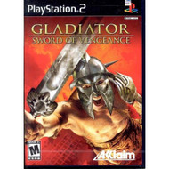 Gladiator: Sword Of Vengeance For PlayStation 2 PS2 Arcade - EE640893