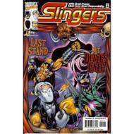 Slingers #12 Nov 1999 Raising Hell's Children Comic Book - T130625