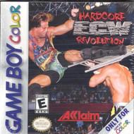 ECW: Hardcore Revolution On Gameboy Color - EE643061