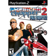 American Chopper 2: Full Throttle For PlayStation 2 PS2 Racing With - EE643153