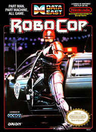 Robocop For Super Nintendo SNES With Manual And Case - EE643990