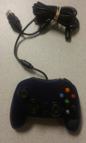 Pelican Wired Controller Gamepad Blue For Xbox Original - EE644407