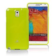 Galaxy Note 3 Case Goospery Ultra Slim Color Pearl Jelly Anti Shock - RR519123