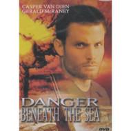 Danger Beneath The Sea Slim Case On DVD with Casper Van Dien - XX607124