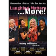 Laughing MattersMore! On DVD With Elvira Kurt - XX607142