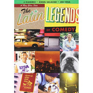 Latin Legends Of Comedy On DVD with JJ Ramirez - XX610581