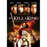 To Kill A King On DVD with John-Paul Macleod Drama - XX610633