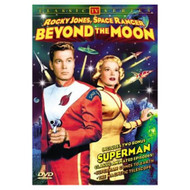 Rocky Jones Space Ranger Beyond The Moon Plus Two Bonus Max Fleischer - XX610811