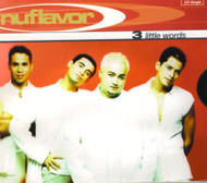 3 Little Words By Nu Flavor On Audio CD Album 2000 - XX611654